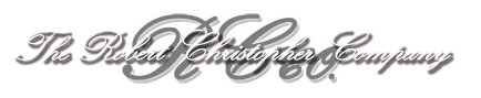 Robert Christopher Company Logo